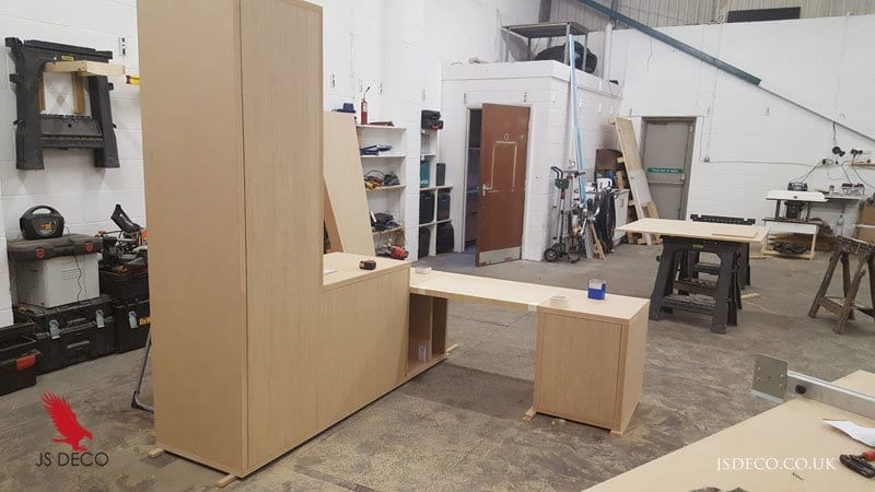 Bespoke office furniture wakefield
