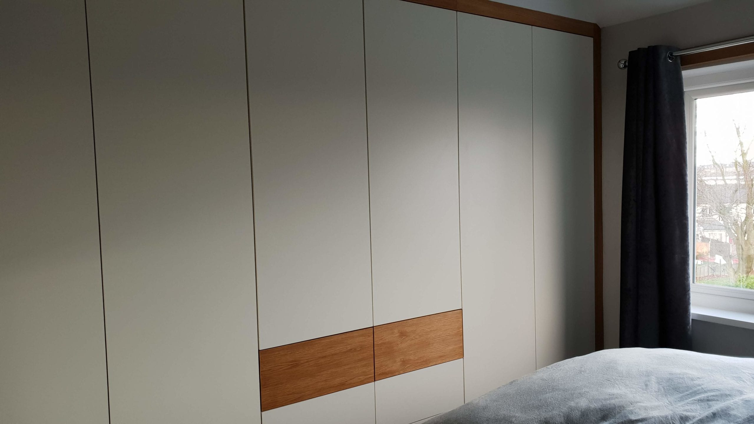 Fitted wardrobe in Pudsey