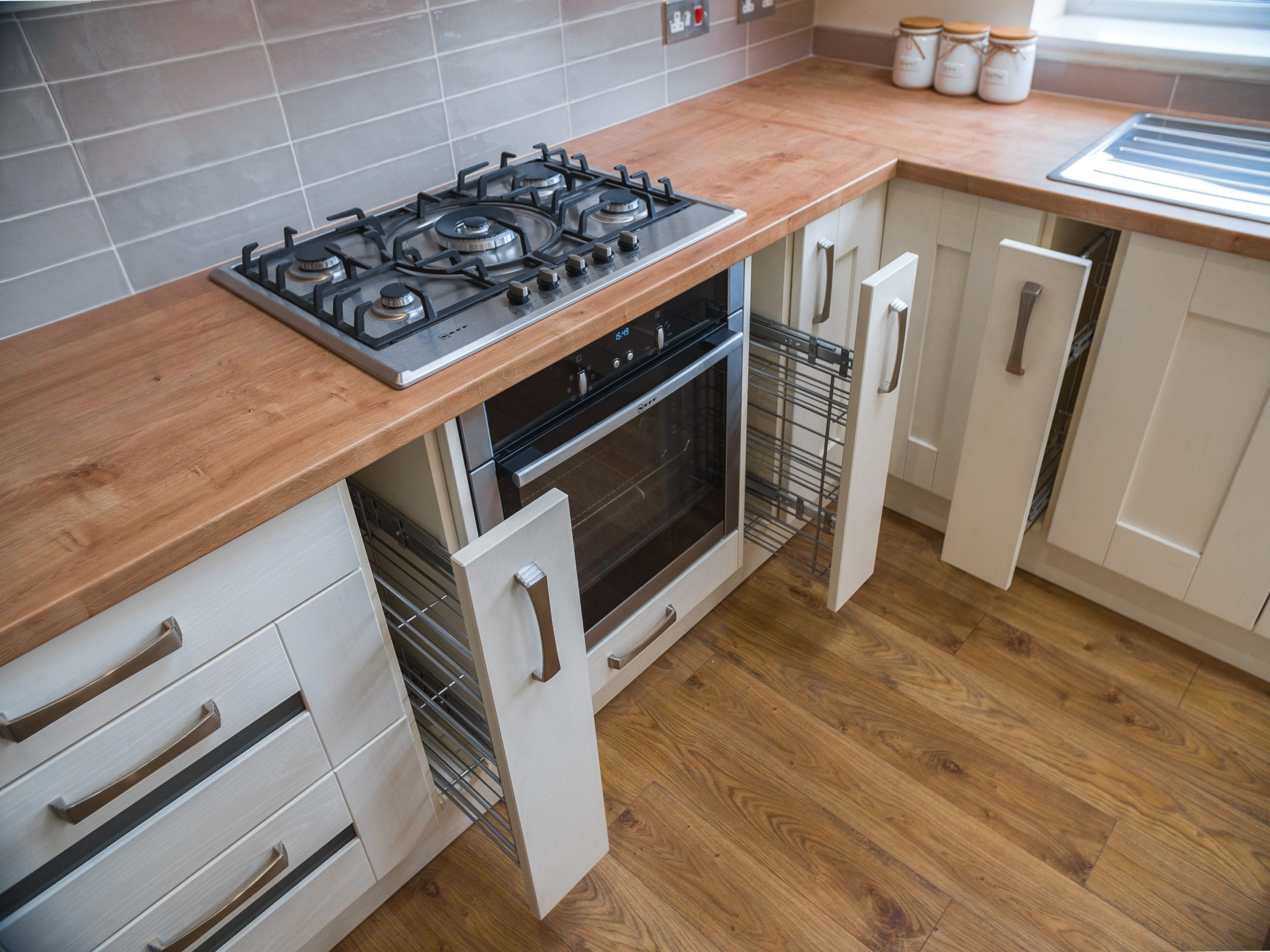 Functional Kitchen Pudsey