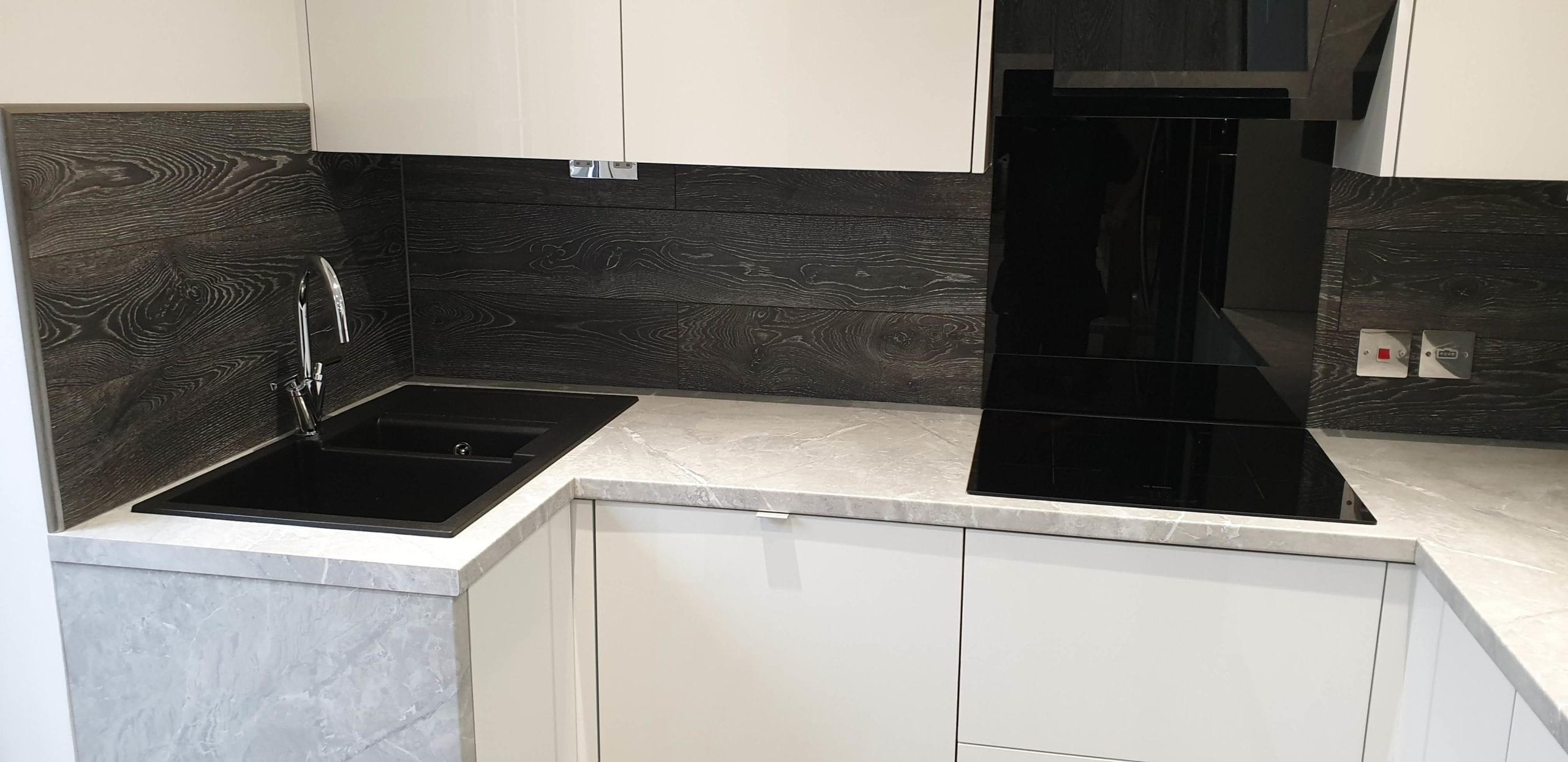 Marbel effect kitchen worktop Normanton